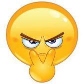 emoji due dita